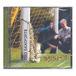 Duo Saxoforte - Sportif : CD