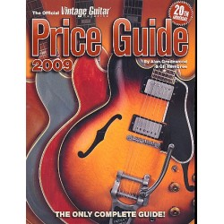 Greenwood, Alan: The official Vintage Guitar Magazine Price Guide 2009