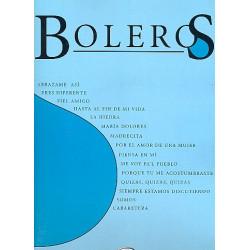 Boleros : songbook for piano/vocal/guitar