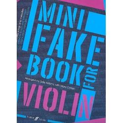 Mini Fake Book: for violin