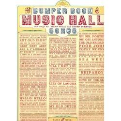 Bumper Book Music Hall : songbook piano/vocal/guitar
