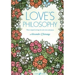 Love's Philosophy : for voice and piano
