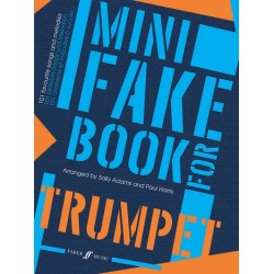 Mini Fake Book : for trumpet