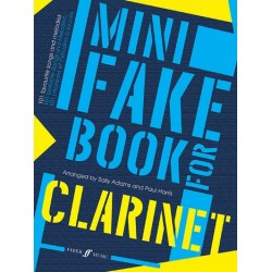 Mini Fake Book : for clarinet
