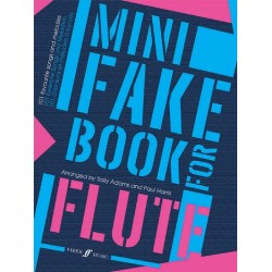 Mini Fake Book : for flute