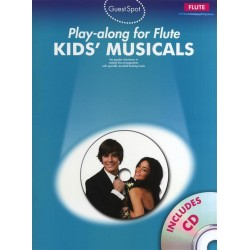 Kids Musicals (+2 CD's) : for flute