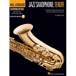Taylor, Dennis: Jazz Saxophone (+CD): for tenor saxophone