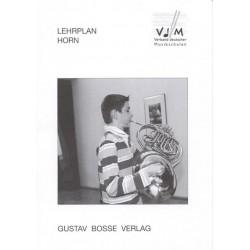 Lehrplan Horn