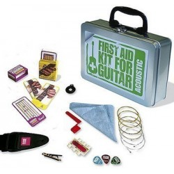First Aid Kit : for acoustic guitar