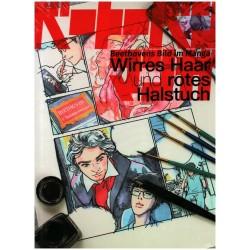Wirres Haar und rotes Halstuch - Beethovens Bild im Manga