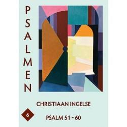 Christiaan Ingelse - Psalmen Deel 6 for organ