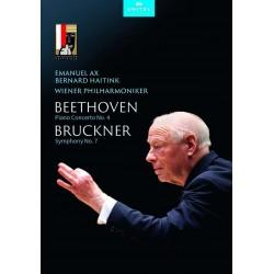 """""""Farewell to Salzburg"""" Beethoven 4. Klavierkonzert, Bruckner 7. Sinfonie (Unitel, DVD, 2020)"""