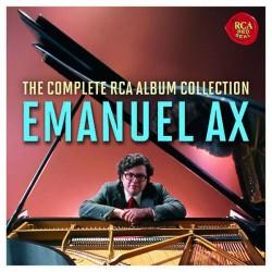 The Emanuel Ax RCA Album CollectionWerke von Ravel, Brahms, Chopin, Beethoven u. a.(RCA, 23 CDs, 2018)