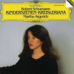 Robert Schumann: Kinderszenen/Kreisleriana Martha Argerich, Klavier (CD, DGG, 1984)