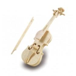 QUAY Woodcraft Construction Kit - Violine
