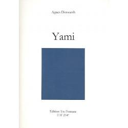 Dorwarth, Agnes: Yami : für 4 Blockftlöten (TTBB)