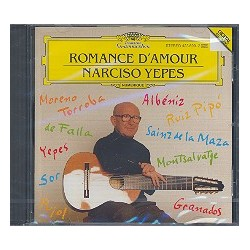 Narciso Yepes - Romance d'Amour : CD
