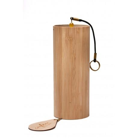 CAYLEN Windspiel 4Seasons SUMMER, meisterhaft gefertigtes Klangspiel aus Bambus