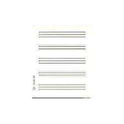 Haftzettelblock hoch 5 Systeme 7,6x9 cm