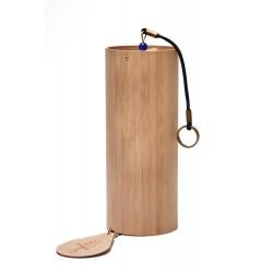 CAYLEN Windspiel 4Seasons SPRING, meisterhaft gefertigtes Klangspiel aus Bambus