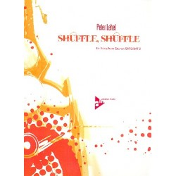 Shuffle Shuffle : f├╝r 4 Saxophone (S(A)ATBar)