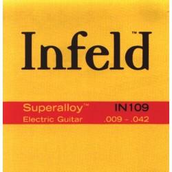 Thomastik Infeld Superalloy E-Gitarrensaiten - light (.009-.042)