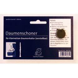 STÖLZEL Daumenschoner Klarinette (verstellbar)
