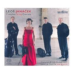 Janácek, Leos: Complete String Quartets : CD