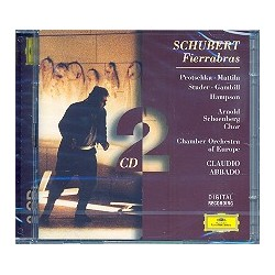 Schubert, Franz: Fierrabras : CD