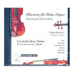 Konzerte für kleine Geiger CD