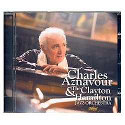 Charles Aznavour and the Clayton Hamilton Jazz Orchestra : CD