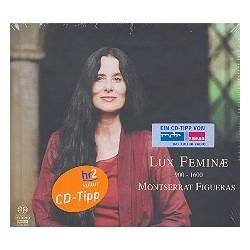 Alte Musik:Von den Anfängen bis zur Renaissance Lux Feminae (900-1600) CD