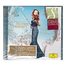 Mozart, Wolfgang Amadeus: Violinkonzerte : CD