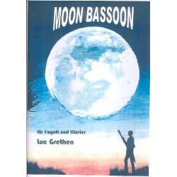 Grethen, Luc: Moon Bassoon : für Fagott und Klavier