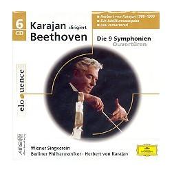 Beethoven, Ludwig van: Sinfonien Nr.1-9 : 6 CD's