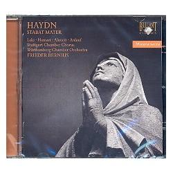 Haydn, Franz Joseph: Stabat Mater Hob.XX:BIS : CD
