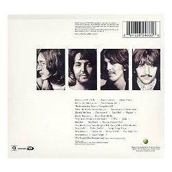 The Beatles White Album : 2 CD's