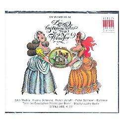 Nicolai, Otto Carl Ehrenfried: Die lustigen Weiber von Windsor : CD