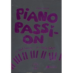 Hugosson, Johan: Piano Passion (+CD) : 10 hot tunes for piano