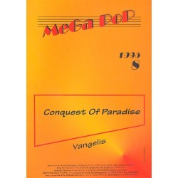 Conquest of Paradise : EInzelausgabe f├╝r Keyboard