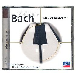 Bach, Johann Sebastian: Klavierkonzerte BWV1053-1058 : CD
