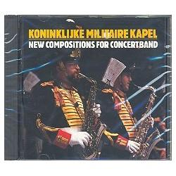 New Compositions for Concert Band : CD Koninklijke Militaire Kapel
