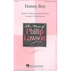 Danny Boy : for female chorus (SSA) a cappella score