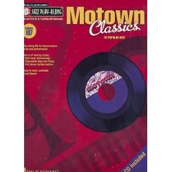 Jazz Playalong vol.107 (+CD) : Motown Classics for b flat , e flat, c and bass clef instruments