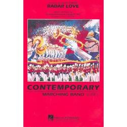 Kooymans, George: Radar Love : for concert band score+parts