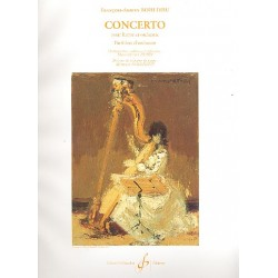 Boieldieu, Francois Adrien: Concerto pour harpe et orchestre : partition d'orchestre