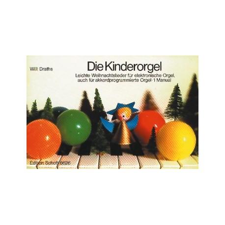 Leichte Weihnachtslieder.Die Kinderorgel Leichte Weihnachtslieder 1 Manual Dc Musicshop