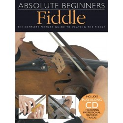 Rudisill-Johnson, Gail: Absolute Beginners (+CD): for fiddle