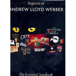 Lloyd Webber, Andrew: Aspects of A.L. Webber : The essential Songbook songbook piano/vocal/guitar