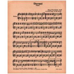 Freundorfer, Georg: Übermut op.25 : für 3 Zithern Zither 2